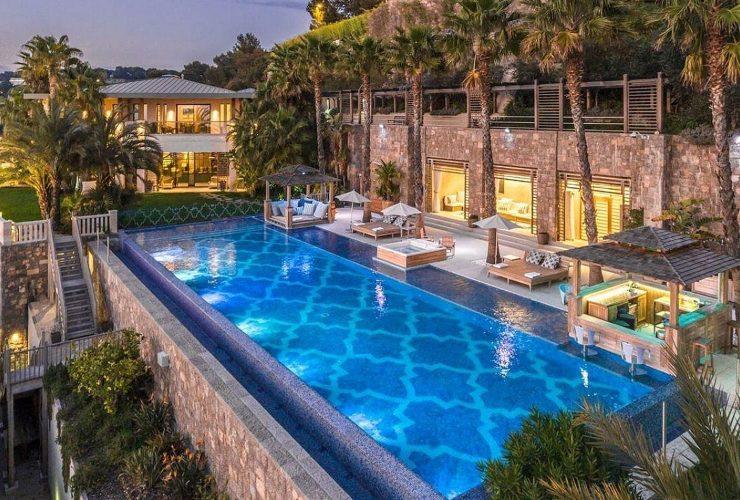 séjour luxe Côte d'Azur